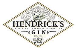 Hendicks Gin