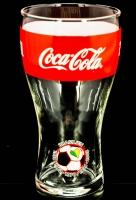 Coca Cola Glas / Gläser WM 2014 Brasilien Sammelglas, Nr.1 Brasilien0,2l