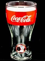 Coca Cola Glas / Gläser WM 2014 Brasilien Sammelglas, Nr.4 Argentinien 0,2l