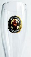 Franziskaner Weissbier Glas / Gläser, Bierglas 0,3l - DAS KLEINE....