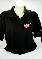 Smirnoff Vodka Polo-Shirt, schwarz, STAFF Gr. XL
