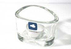 Leonardo Organic, Windlicht, Teelicht, Kerzenhalter, 036520