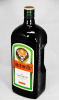 Jägermeister Likör, Riesen Dekoflasche, Flasche, Echtglas