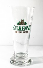 Kilkenny Bier, Beer, Irish Red Tulpen Bierglas 0,2l