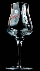 Duckstein Bier Brauerei Bierglas Opal Gran Cru 0,3l mit Silberrand