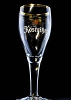 Köstritzer Bier, Exclusiv Pokalglas, Bierglas 0,3 l.