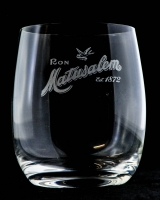 Ron Matusalem Rum, Tumbler, Rumglas, Rumtumbler, Ballonglas