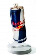 Red Bull Speisekartenaufsteller, Aufsteller, Tischaufsteller, Neu