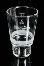 Klindworth Saft, Glas/ Gläser, Satiniert, Saftglas 0,2l