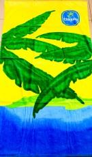 Chiquita Banane, Badelaken, Strandtuch, Saunatuch, sehr edel..