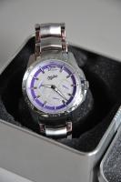 Milka Uhr, Chronograph, Armbanduhr, limited Ed.195/1000 Neuware!!