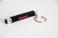 Jägermeister Taschenlampe, Minitaschenlampe, Schlüsselanhänger LED