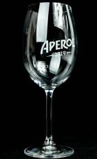 Aperol Spritz, Stielglas, Ballonglas Schriftzug Aperol 1919, 4cl