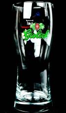 Grolsch Bier, Bierglas, 0,4l, Festival Glas Fest der Europäer