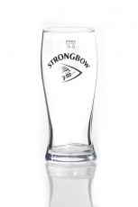 Strongbow Cider, Cider Glas, Ideal Becher 0,4l,