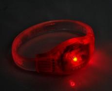 Jack Daniels Fire, LED Leucht Armband mit verschiedenen Leuchtfunktionen