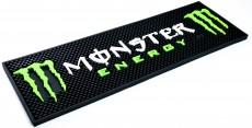 Monster Energy, XXL Barmatte, Tresenmatte, Abtropfmatte neue Ausführung