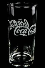 Coca Cola, Longdrinkglas Frozen weiß, Design Amsterdam Becher Wave Glas 0,2l