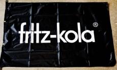 Fritz Kola, Banner, Flagge, Fahne, Horizontal, Fritz Kola