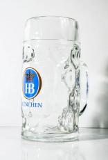 Hofbräu Bier München, Bierseidel, Bierkrug 0,3l Stölzle