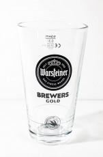 Warsteiner Bier, American Lager Frankonia Bierglas 0,3l Brewers Gold