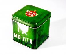 Havana Club Rum, 200 gr. Rohrzucker in Blechdose Green Limitierte Sonderedition