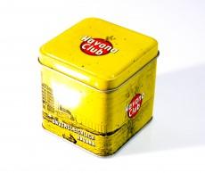 Havana Club Rum, 200 gr. Rohrzucker in Blechdose Yellow Limitierte Sonderedition