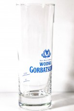 Vodka Gorbatschow, Longdrinkglas, Vodkaglas 2cl / 4cl