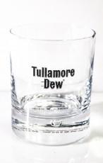 Tullamore Dew Whisky, Tumbler, Whiskyglas schwerer Boden und Perle im Fuß Legendary