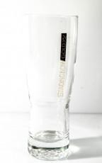 Strongbow Cider, Cider Glas, Longdrinkglas Gold 0,3l