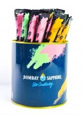 Bombay Sapphire, 45 Stück Bombay Sapphire Infusion Stirrer Sticks mit Cocktail-Pulver inkl. Dose