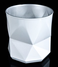 Nordes Atlantic Galician Gin, Ginglas, Cocktailglas, Cube Design