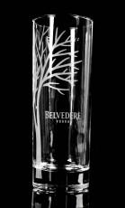 Belvedere Vodka, Longdrinkglas Highball Vodkaglas / Gläser mit Baumsignatur