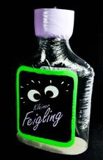 Kleiner Feigling, XL Aufblasbare Flasche, Partyflasche Come play with me