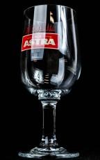 Astra Bier Glas / Gläser, Bierglas, Ritzenhoff Kelch 0,3l, Hamburg Skyline
