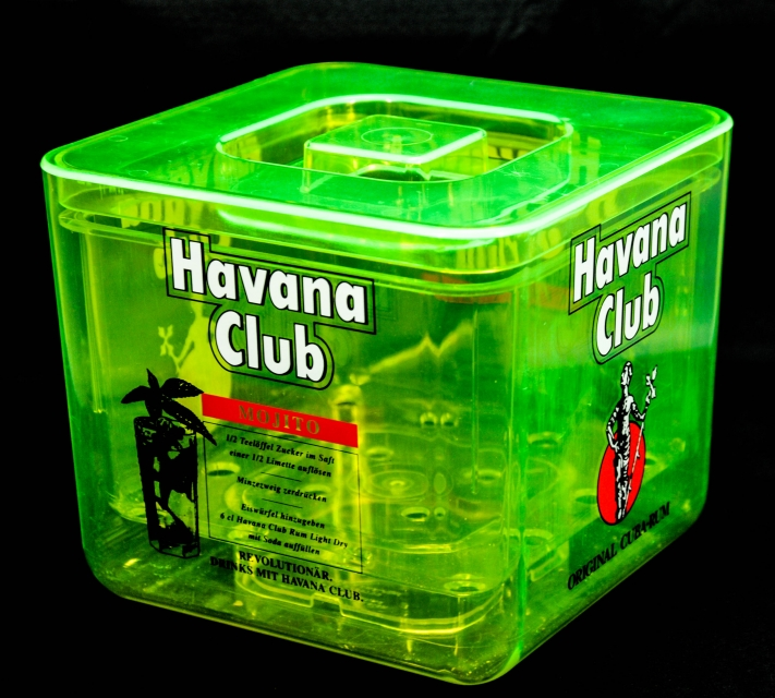 havana club rum eisw rfelbeh lter eisbox eis. Black Bedroom Furniture Sets. Home Design Ideas