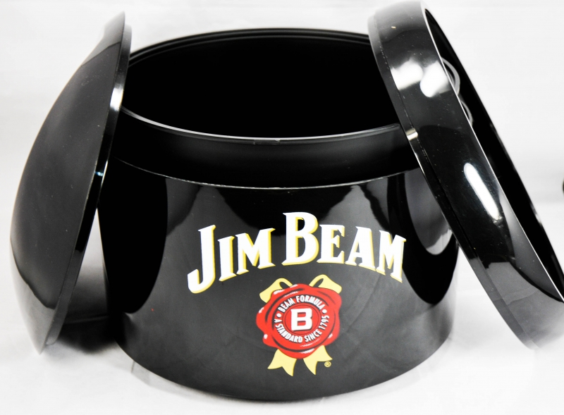 jim beam whiskey 10l eisw rfelk hler eisbox eis. Black Bedroom Furniture Sets. Home Design Ideas