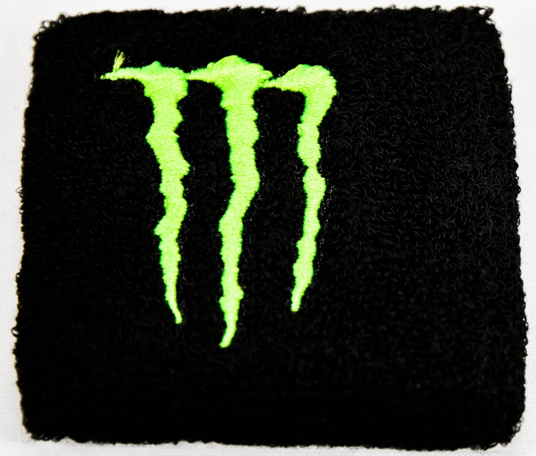 Monster Energy, Original Schweißband, Armband \