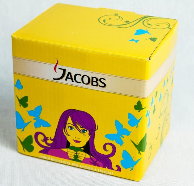 Tassen Jacobs Krönung : Jacobs kr?nung ritzenhoff kaffeebecher tasse kaffe