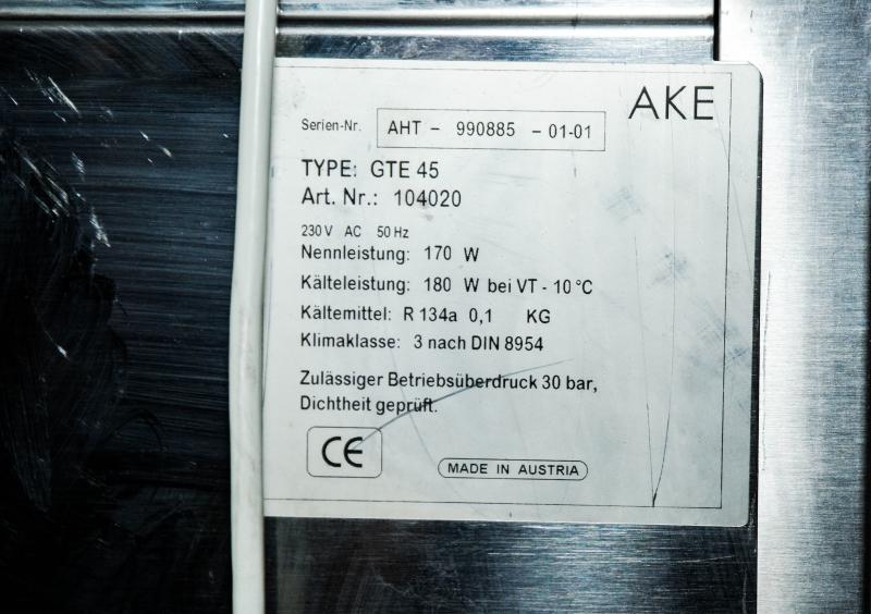 Kleiner Kühlschrank Edelstahl : Carpe diem kombucha edelstahl mini kühlschrank