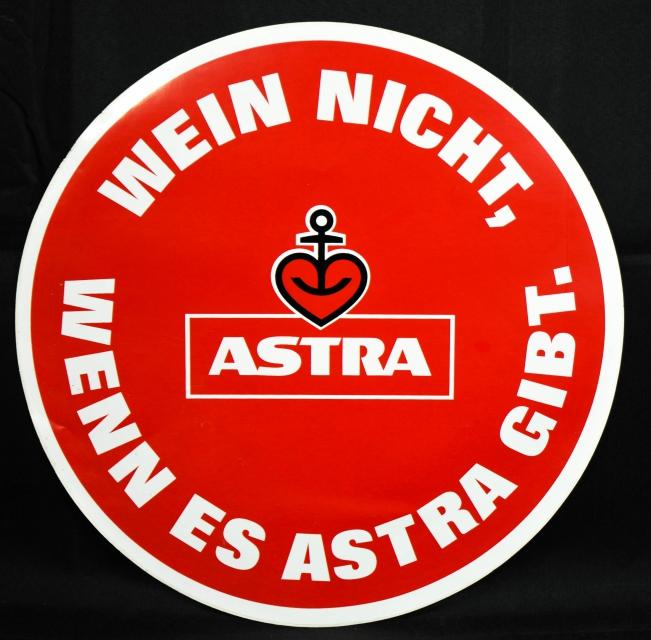 Astra bier aufkleber barhocker aufkleber kiez for Barhocker hamburg