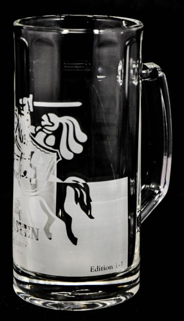 Tonkrüge Bier