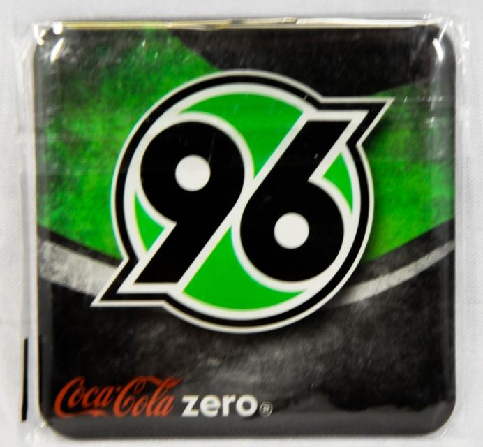 Coca Cola Zero, Fußball, Kühlschrank Magnet