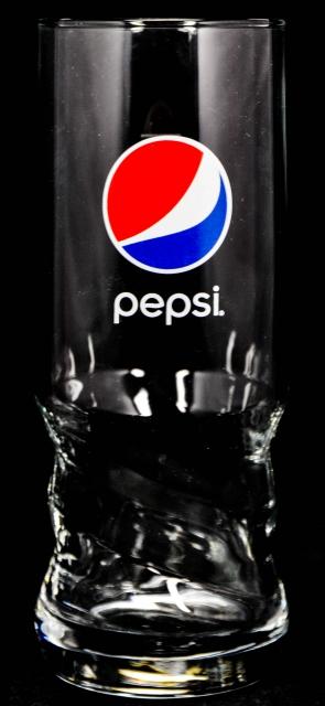 6x Pepsi Cola 0,5l Schwingform Exclusiv Becher Longdrink Bar Gastro Glas Gläser