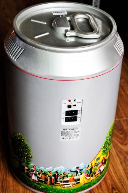 Paulaner Weißbier Minikühlschrank, Kühlschrank, Do