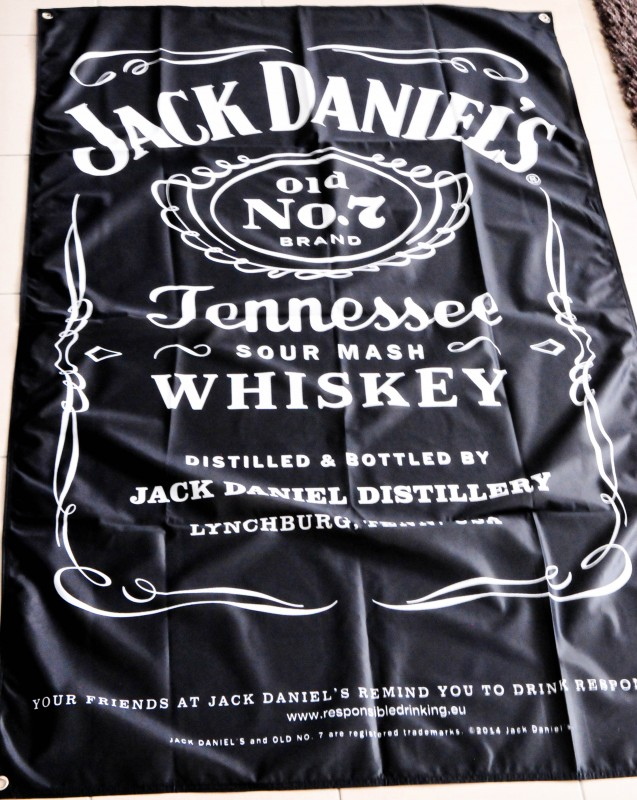 jack daniels flagge kaufen