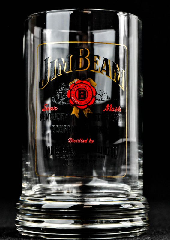 jim beam glas gl ser tumbler street whisky sehr s. Black Bedroom Furniture Sets. Home Design Ideas