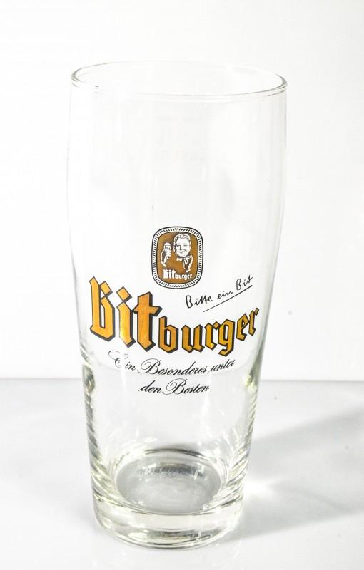 bitburger bier bierglas willibecher 0 4l. Black Bedroom Furniture Sets. Home Design Ideas