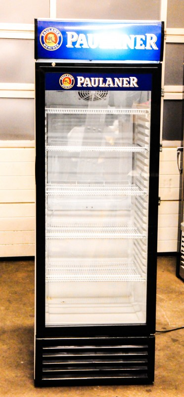 Paulaner Gastro Kühlschrank, Esta lc 360 GL, 360 Liter