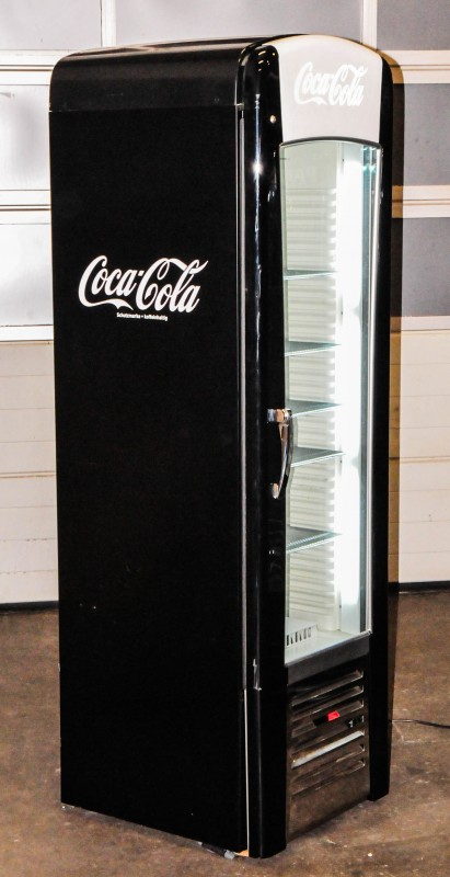 coca cola retro k hlschrank gastro k hlschrank liebh. Black Bedroom Furniture Sets. Home Design Ideas